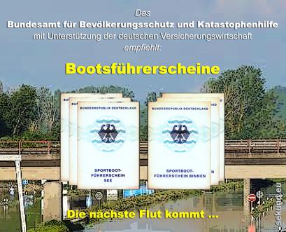 Bootsführerscheine - SEKUND